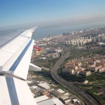 Flying out of Lisbon Airport